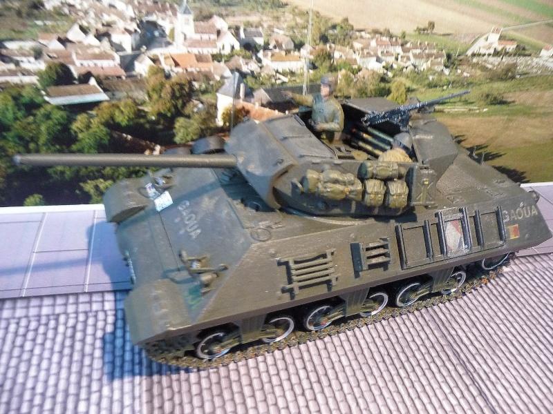 Tank destroyer M10 du 8 éme régiment de chasseurs d'Afrique -Tamiya 1/35éme P1040015