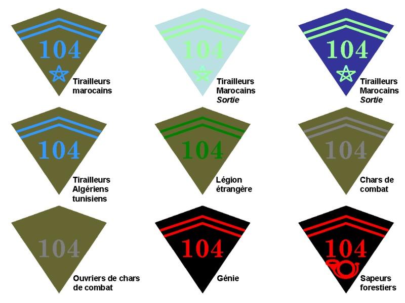 Troupes françaises d'Afrique en 1940- uniformes & insignes Untitl11