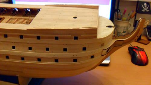 Wilfried's Baubericht zur Victory aus Holz und anderem Kram - Seite 2 10011