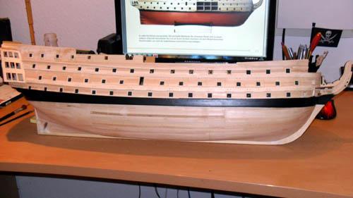 Wilfried's Baubericht zur Victory aus Holz und anderem Kram - Seite 2 170x10