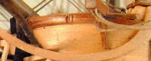 Hermione La Fayette 1780 / Artesania Latina Rumpf314