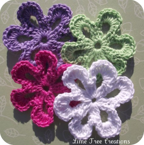 Lime Tree Creations Flowers and Embellies Julyda10