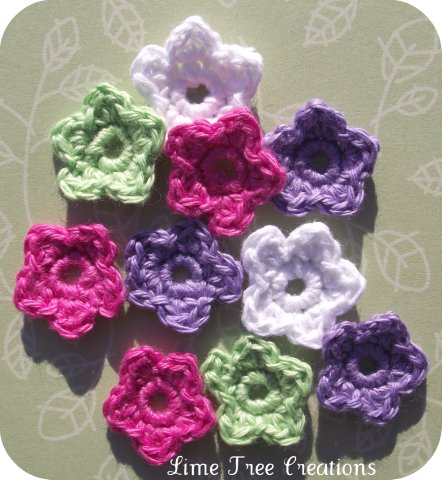 Lime Tree Creations Flowers and Embellies Julyit10