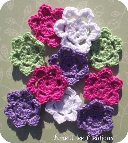Lime Tree Creations Flowers and Embellies Julysi10