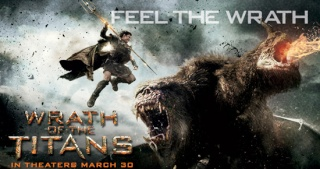 Wrath Of The Titans 2012 Banner53