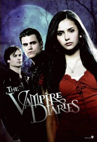 The Vampire Diaries - Em manutenção Poster20