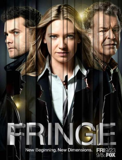 Fringe - Temporadas 1.2.3 Completo Poster26