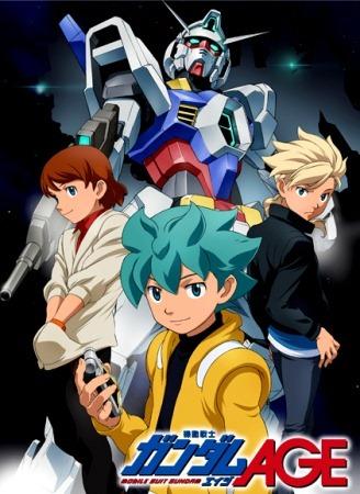 Gundam Age - Em exibição 04/07/2012 Poster27