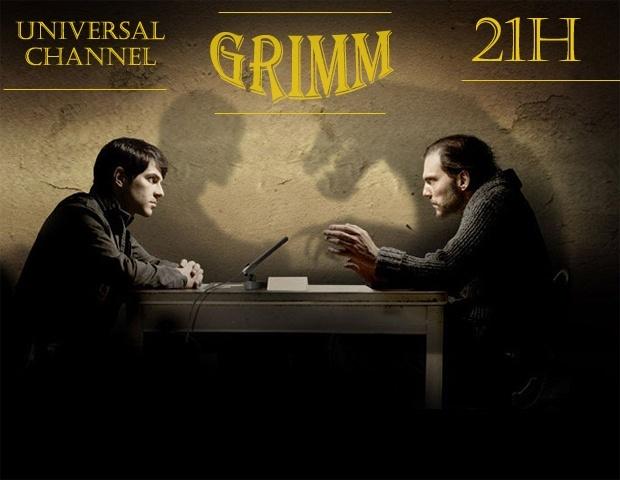 Grimm - Em exibição Poster34