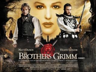 Os Irmãos Grimm Poster35