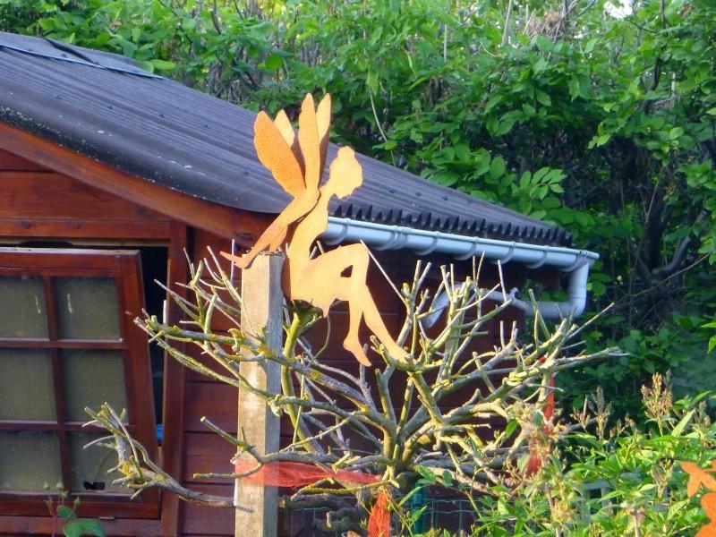 Mon jardin de fées (Chez Anne-Cécile) au fils du temps... P1020210