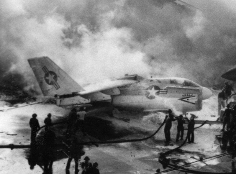 catastrophe de l'Enterprise A-710