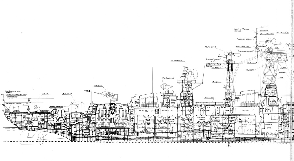 PROJET 61 & 61a KASHIN & KASHIN Mod A45c1a11