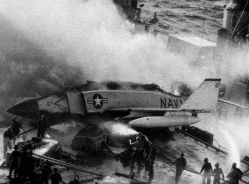 catastrophe de l'Enterprise F-410