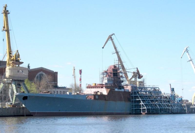 Classe Amiral Gorshkov (Projekt 22350) Projet10