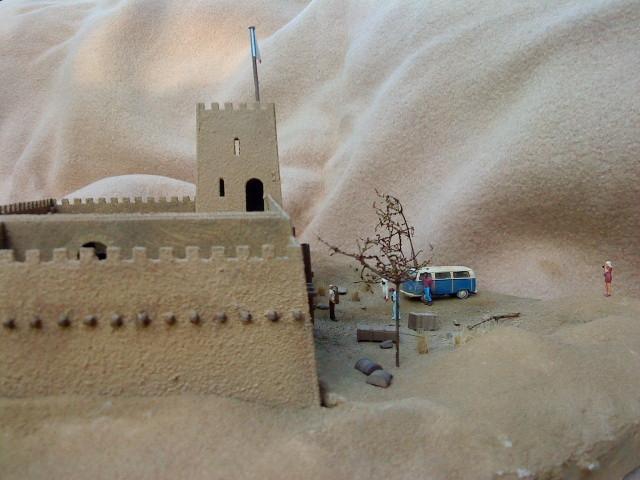 Airfix Fort Sahara Dsc00423
