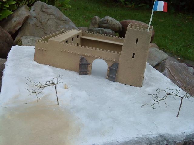 Airfix Fort Sahara Fort_s16
