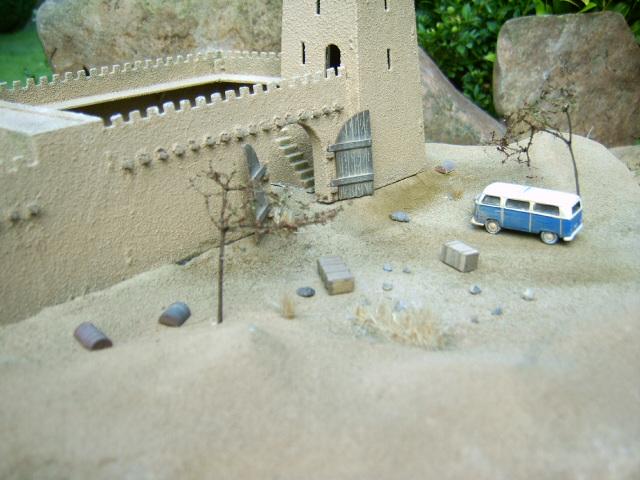 Airfix Fort Sahara Img00011