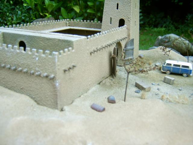 Airfix Fort Sahara Img00014