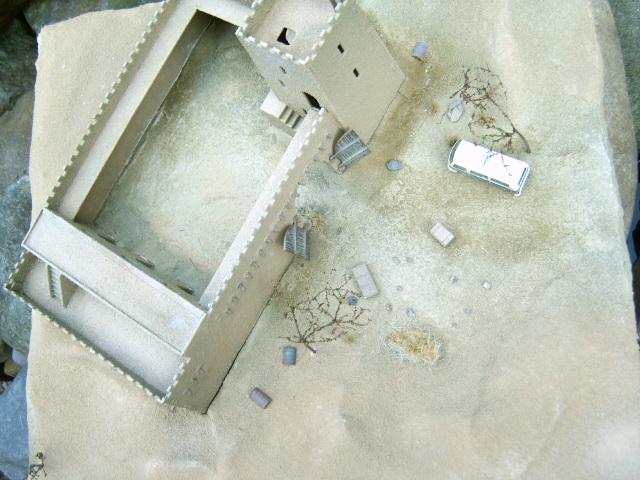 Airfix Fort Sahara Img00015