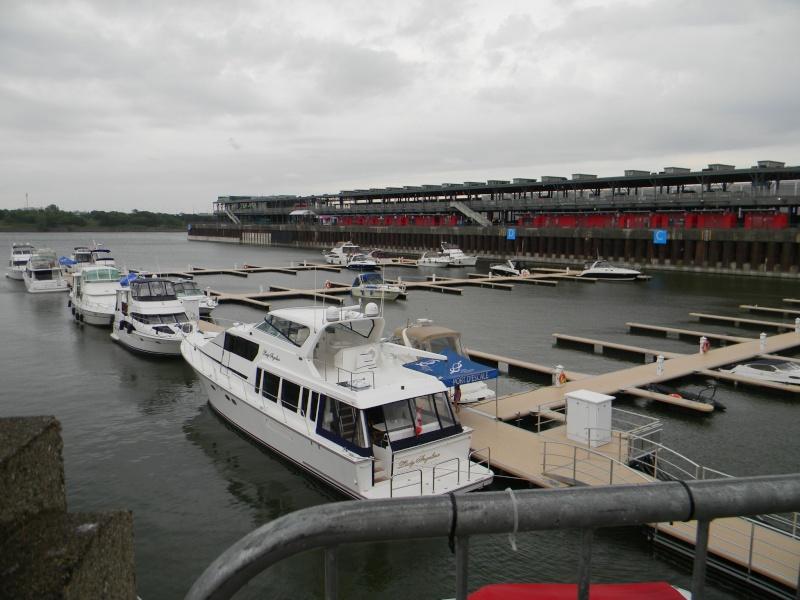 Le port de Montréal Dscn9313