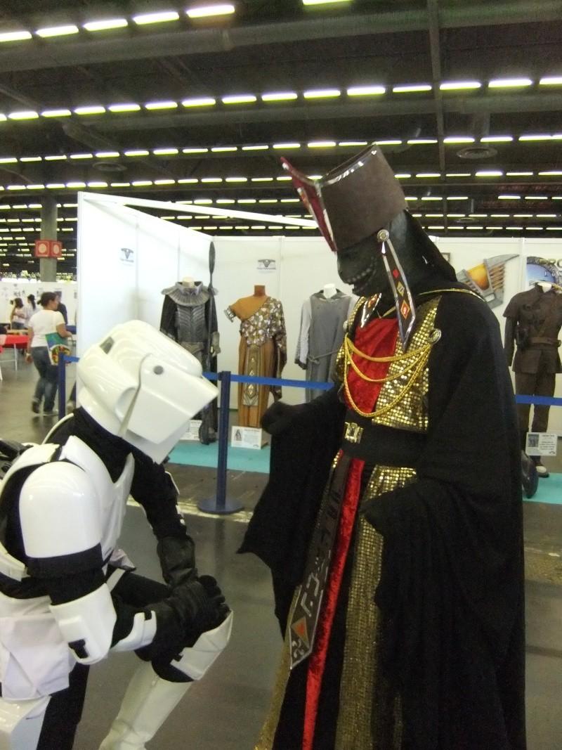 Comic Con' Paris saison 3 [30 Juin au 3 Juillet 2011] Dscf5310