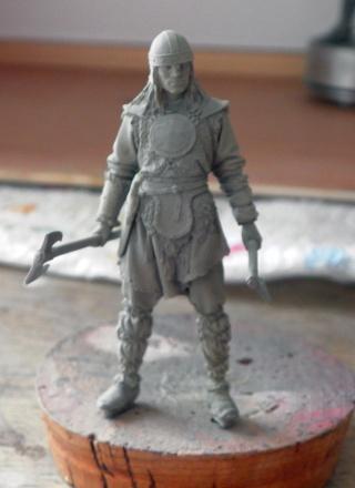Saxon warrior de chez Latorre. 221