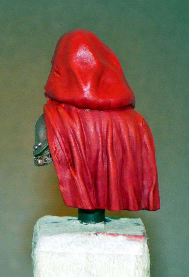 GB Pin Up (version Tira) : Chaperon rouge 613