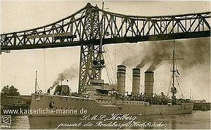 croiseur SMS Kolmar 300px-12
