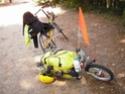 Etes-vous sacoches ou remorque en cyclo-camping? cyclotourisme. P8150011