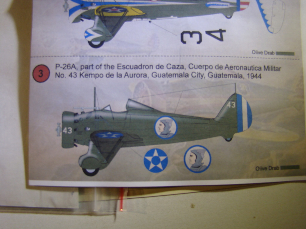 """[Concours 2019 - 1] - [Revell] Boeing P-26a """"Peashooter"""" 1_1211"""