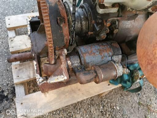 Vend moteur sachs 2 temps diesel D600L (vendu)  2019-010