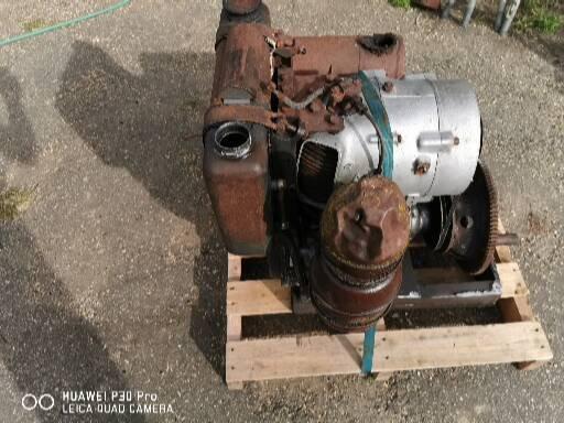 Vend moteur sachs 2 temps diesel D600L (vendu)  Huawei10