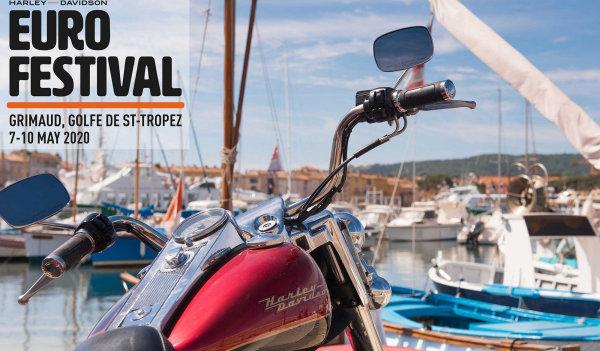 L'euro festival à Grimaud en 2020 Harley10