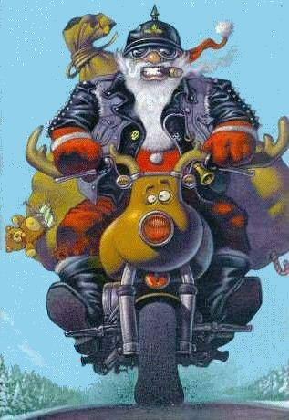 ' NOEL : images d'Epinal politiquement incorrectes' - Page 4 Moto10