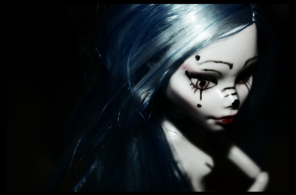 [MH Ghoulia custo'] Black & White ~ Eva10