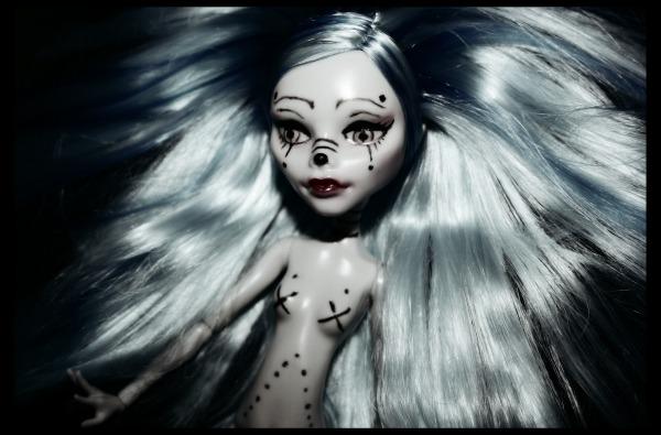 [MH Ghoulia custo'] Black & White ~ Eva310