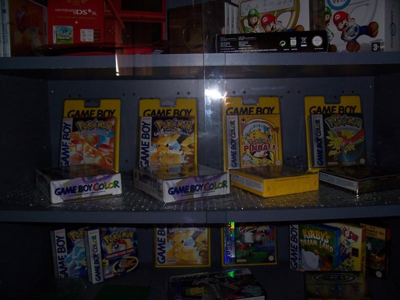 La collec Sega de Scrat : Nouveau pack megadrive le 25/08/13 100_2311