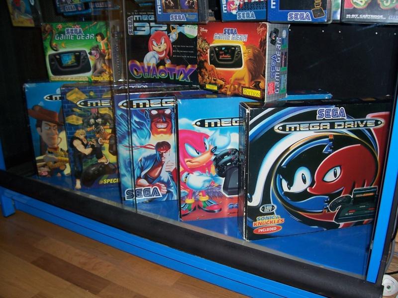 La collec Sega de Scrat : Nouveau pack megadrive le 25/08/13 100_2411