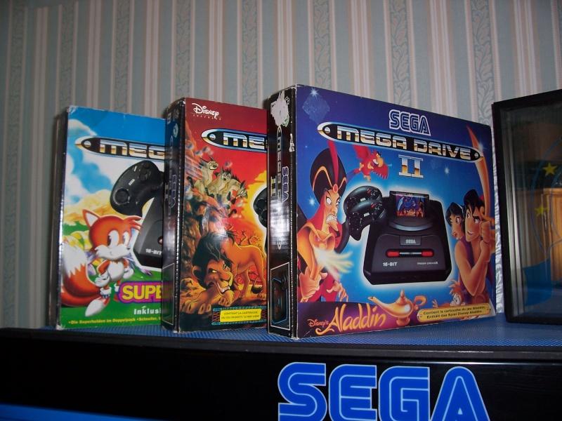 La collec Sega de Scrat : Nouveau pack megadrive le 25/08/13 100_2412