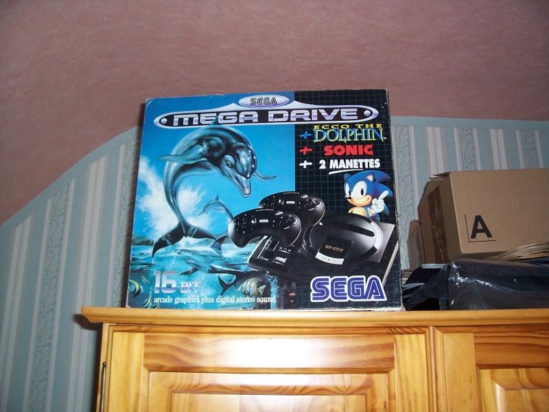 La collec Sega de Scrat : Nouveau pack megadrive le 25/08/13 100_2413