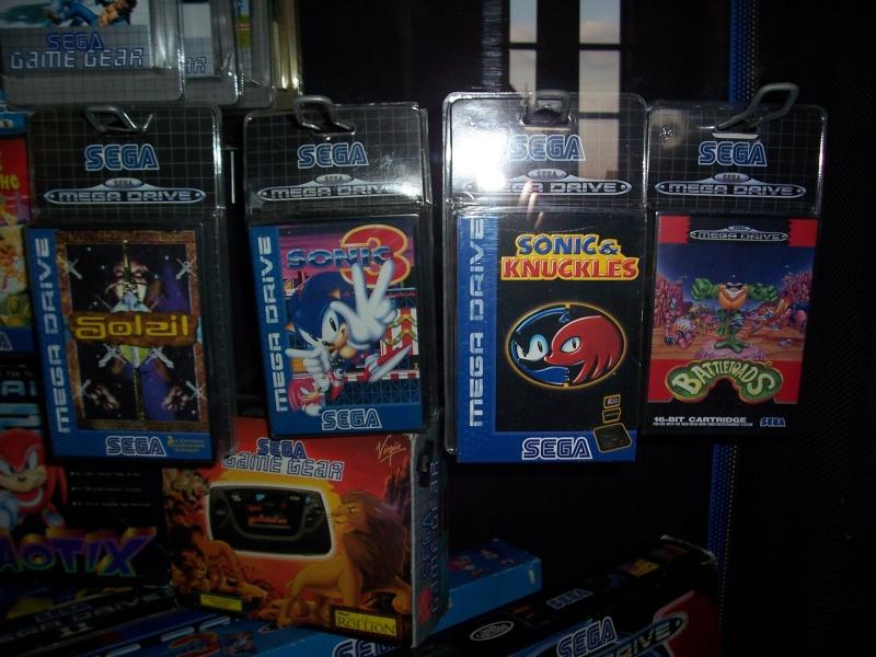 La collec Sega de Scrat : Nouveau pack megadrive le 25/08/13 100_2414