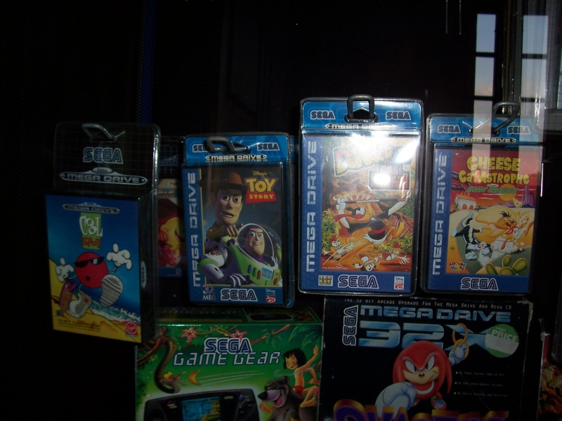 La collec Sega de Scrat : Nouveau pack megadrive le 25/08/13 100_2417
