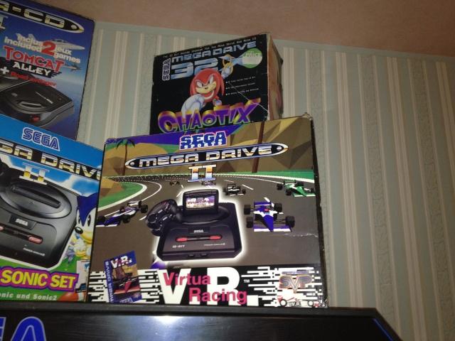 La collec Sega de Scrat : Nouveau pack megadrive le 25/08/13 - Page 4 Photo111