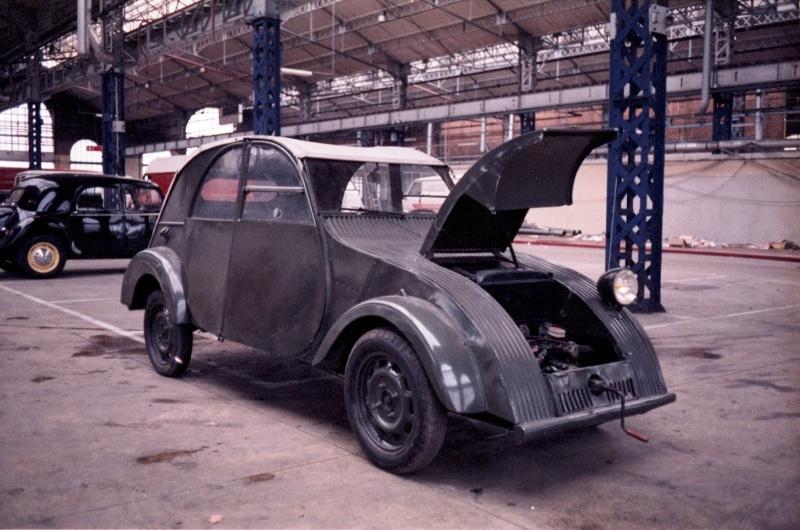 le convoi Citroën de juin  1940: l'histoire s'éclaircit! A_193913