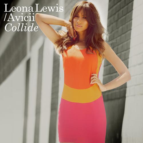 "Leona's 1st single ""Collide"" off Album No.3  Collid11"