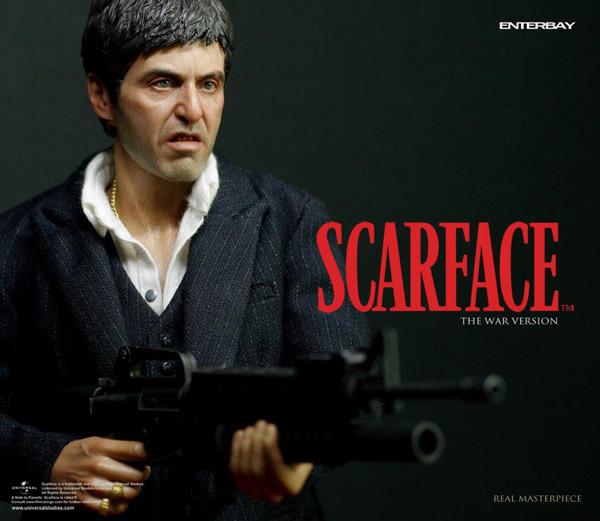 SCARFACE - TONY MONTANA WAR VERSION Sf0110
