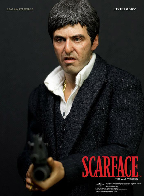 SCARFACE - TONY MONTANA WAR VERSION Sf0310