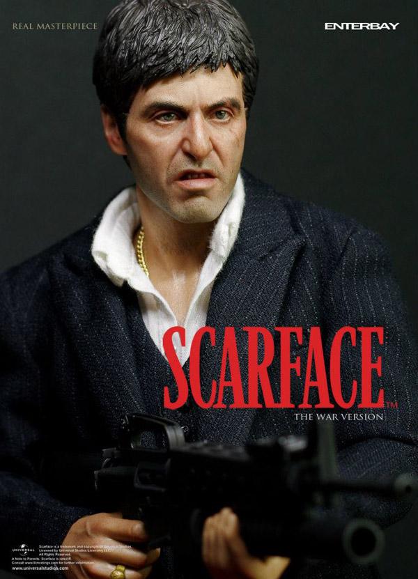SCARFACE - TONY MONTANA WAR VERSION Sf0410