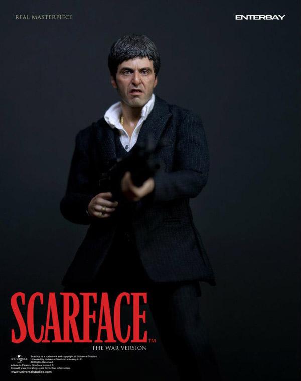 SCARFACE - TONY MONTANA WAR VERSION Sf0610